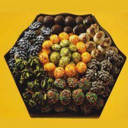 شیرینی های خانگی متنوع ویژه نوروز ۹۶!