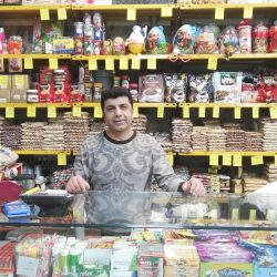 گزارش تصویری از شیرینی سرای عبدالرضا در آستانه ی نوروز۹۷